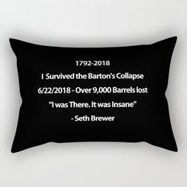 Barton's Collapse 2018 Rectangular Pillow