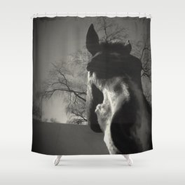 GM my love Shower Curtain