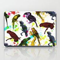 tropical iPad Cases featuring TROPICAL by DIVIDUS