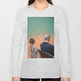 The wonderful stories of my grandfather Long Sleeve T-shirt