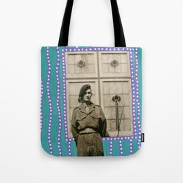 Window Portal Tote Bag