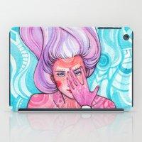 luna iPad Cases featuring Luna by Verismaya