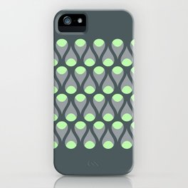 Droplets 3 iPhone Case