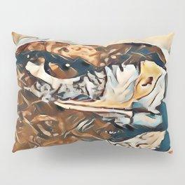 """Eagle Fantasy"" Pillow Sham"