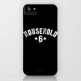 Household 6 - Slang - Military Home Command - iPhone Case