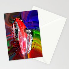 55 Chevy Stationery Cards