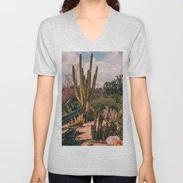 Cactus_0012 Unisex V-Neck