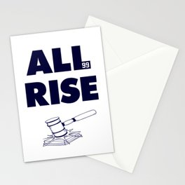 ALL RISE! Aaron Judge Yankees Stationery Cards
