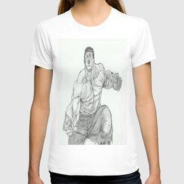 Hulk Smash. T-shirt