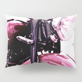 Motorcycle Pillow Sham
