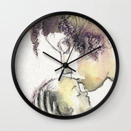 My baby love Wall Clock