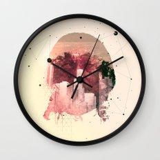 Sitting Bull Forever Wall Clock