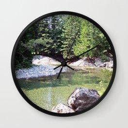 Natural Beauty of Nature Wall Clock