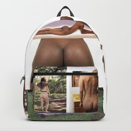 Beautful Bare Buttz 1 Backpack