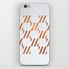 Cuadros optart iPhone & iPod Skin