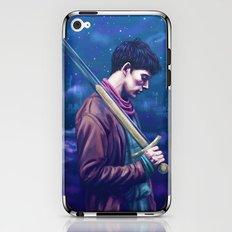His name....Merlin iPhone & iPod Skin