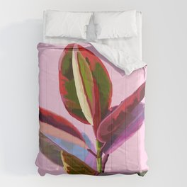Tropical Plant  Comforters