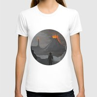 the lord of the rings T-shirts featuring Lord Of The Rings by ketizoloto