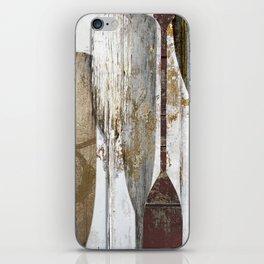 Boathouse iPhone Skin