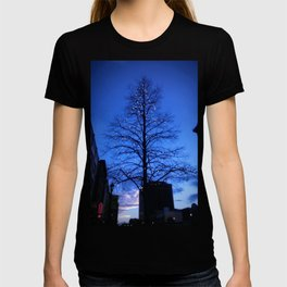 Downtown Christmas Tree T-shirt