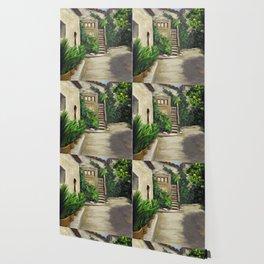 Arab Baths in Palma DP150724a Wallpaper