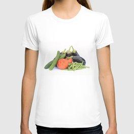 Vegetables together T-shirt