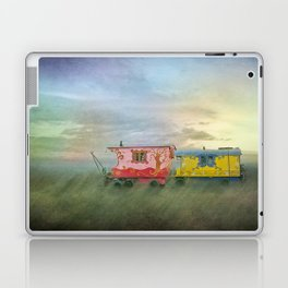 gypsy caravans Laptop & iPad Skin
