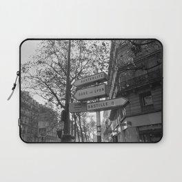 Gare De Lyon Laptop Sleeve