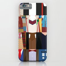 The Doctors - Doctor Who & TARDIS iPhone 6s Slim Case