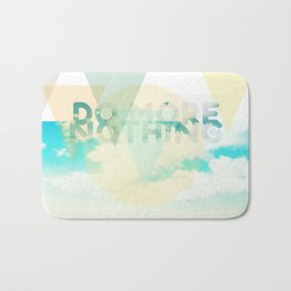 Do More Nothing Bath Mat