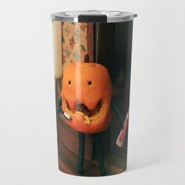 Pumpkin Hygiene Travel Mug