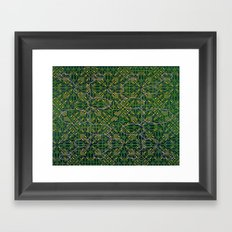 Multi-Defect System 2 Framed Art Print