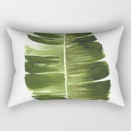 Nature leaves II Rectangular Pillow