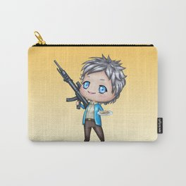 Queen Carol Carry-All Pouch