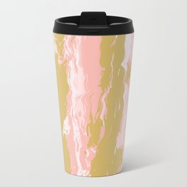 Pink Ocean Travel Mug