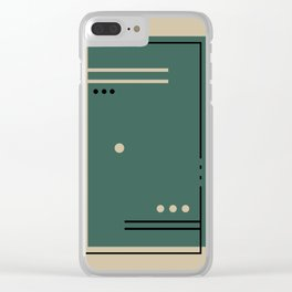 Doors 2 Clear iPhone Case