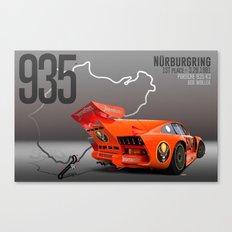 Porsche 935 K3 Jagermeister  Canvas Print