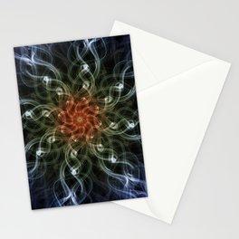 Smoky pattern I Stationery Cards