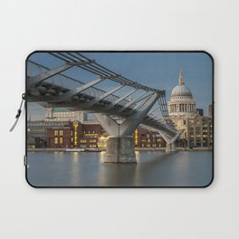 St Pauls Cathedral London Laptop Sleeve