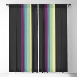 Retro Tigmamanukan Blackout Curtain