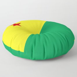 flag of Acre Floor Pillow
