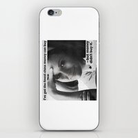 china iPhone & iPod Skins featuring China by MADforADS