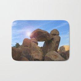 Stone Formation Bath Mat