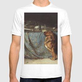 Briton Riviere - Requiescat T-shirt