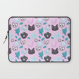 Herb Witch // Pink Laptop Sleeve