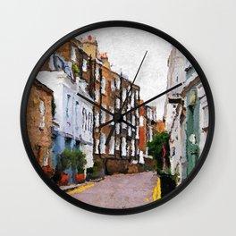 London Street, England Wall Clock