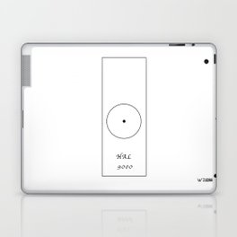 HAL 9000, by Will Zurmann Laptop & iPad Skin