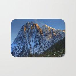 Hidden Mountain Bath Mat