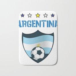 Argentina Soccer Jersey 2018 Argentina Soccer Bath Mat