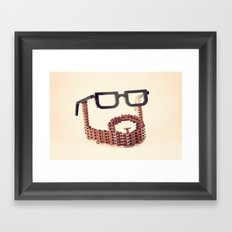 What Remains Framed Art Print